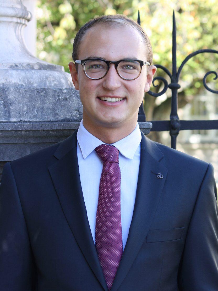 Notariatskammer für Salzburg: Mag. Clemens Candido