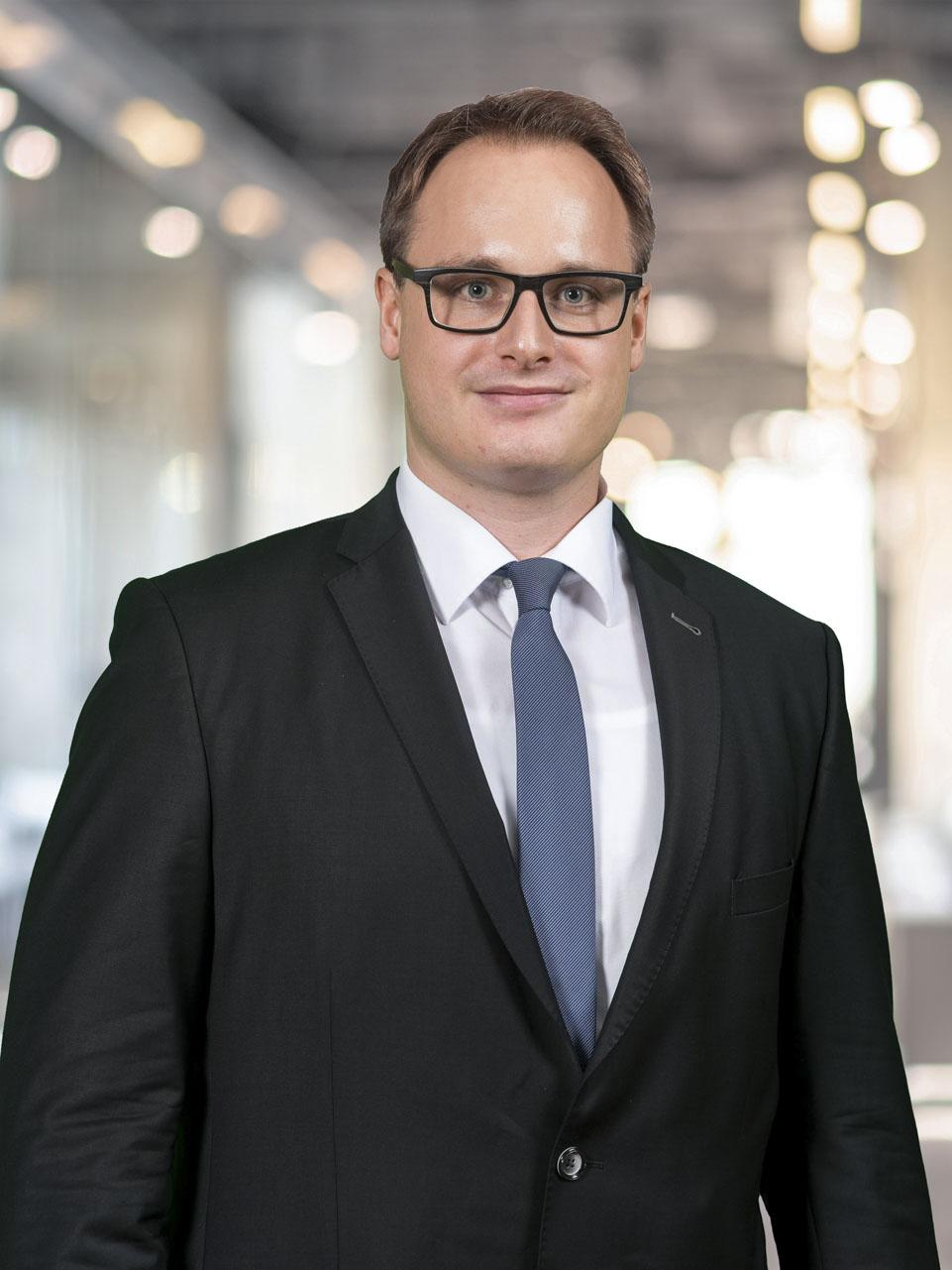 Salzburger Notariatskammer: Mag. Manuel Keuschnigg