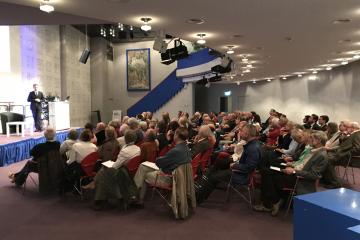 RÜCKBLICK: Erbrecht Neu / Veranstaltung im SN-Saal