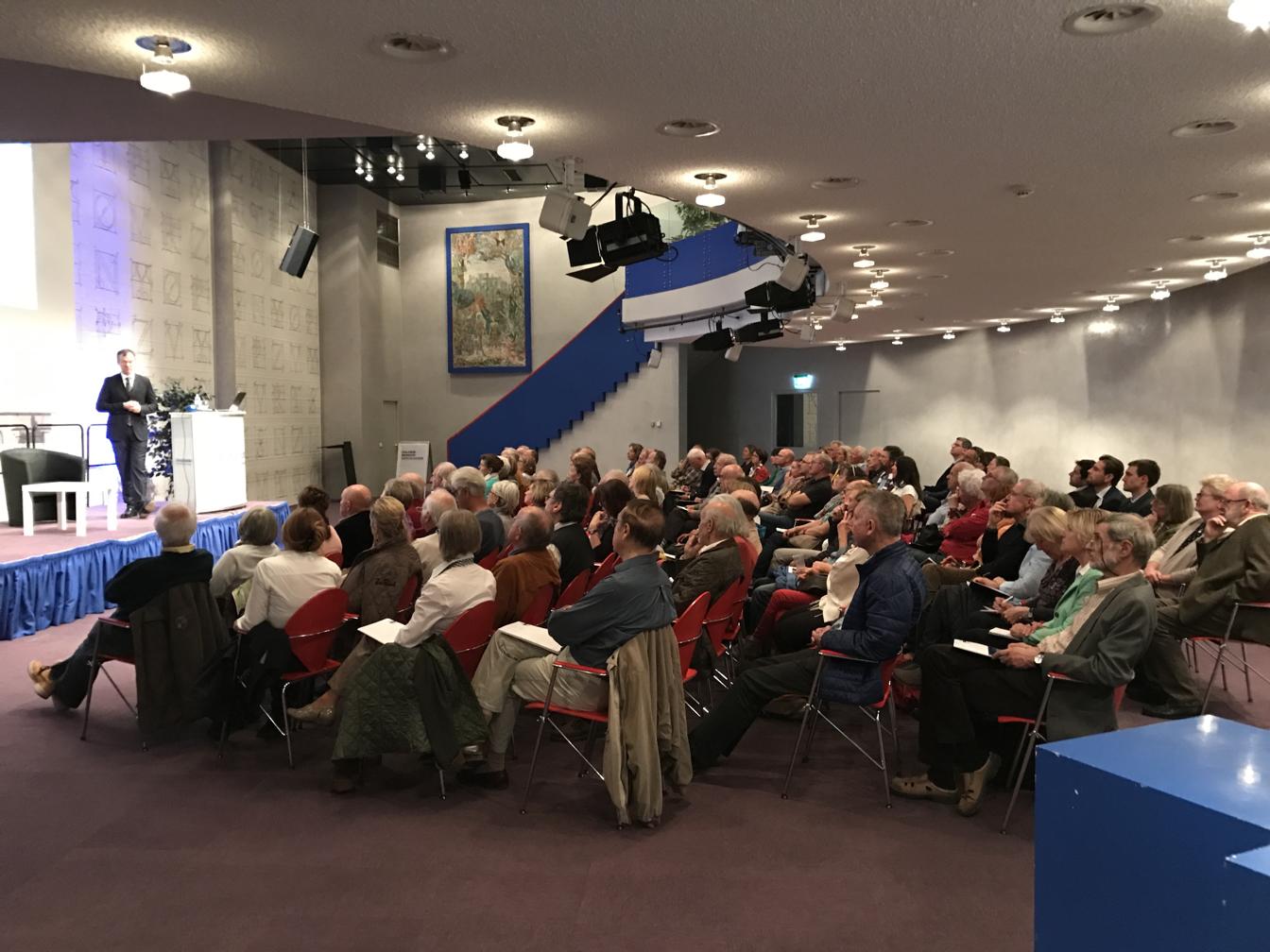 Informationsveranstaltung der Salzburger Notare zum neuen Erbrecht im SN-Saal.