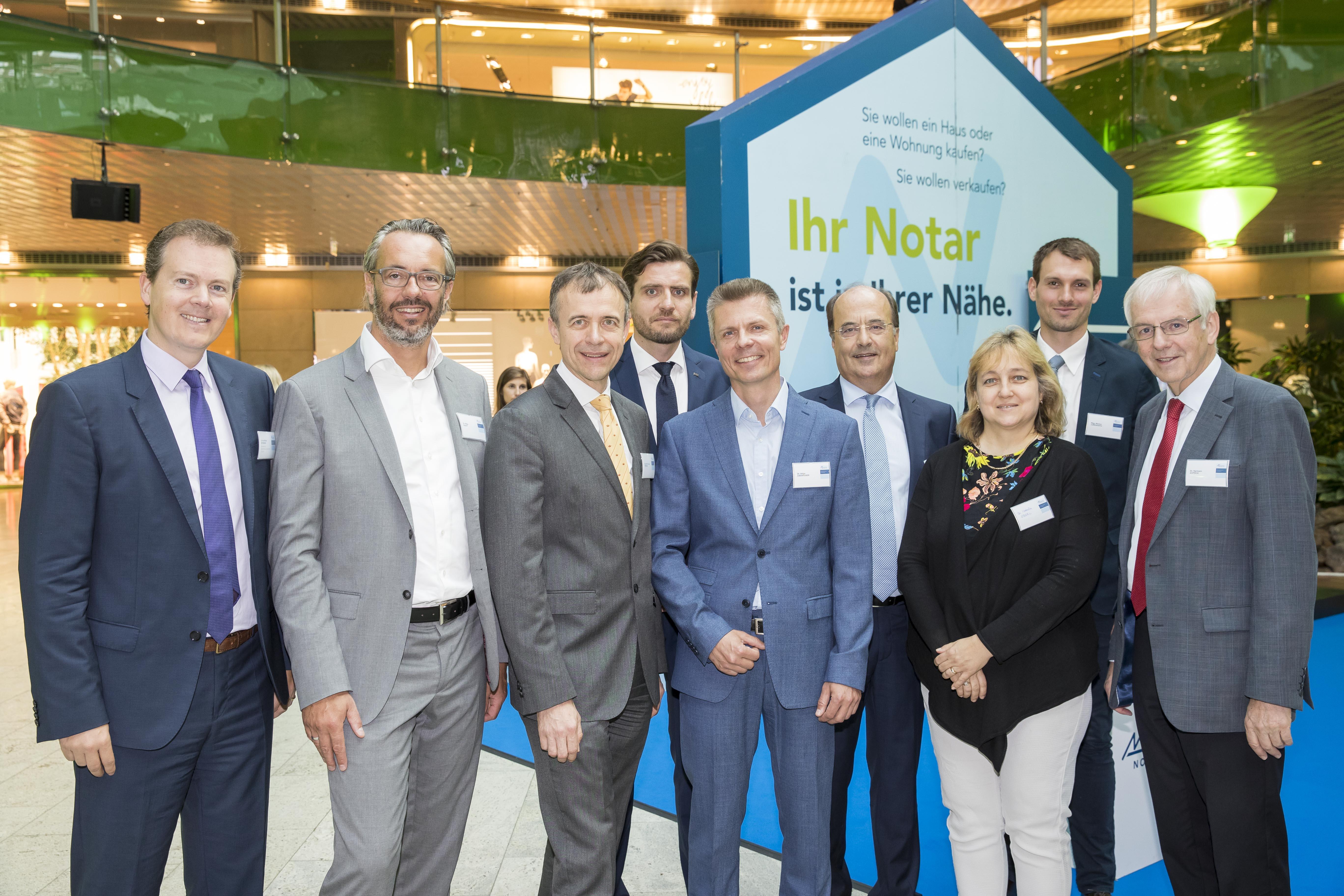 Öffentliches Notariat 2017 der Salzburger Notare im Europark