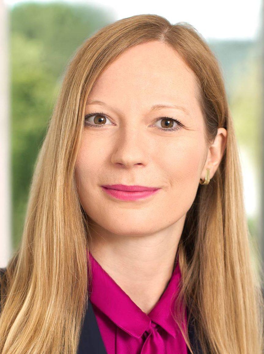 Salzburger Notariatskammer: Mag. Maria Veronika Rosch, MA
