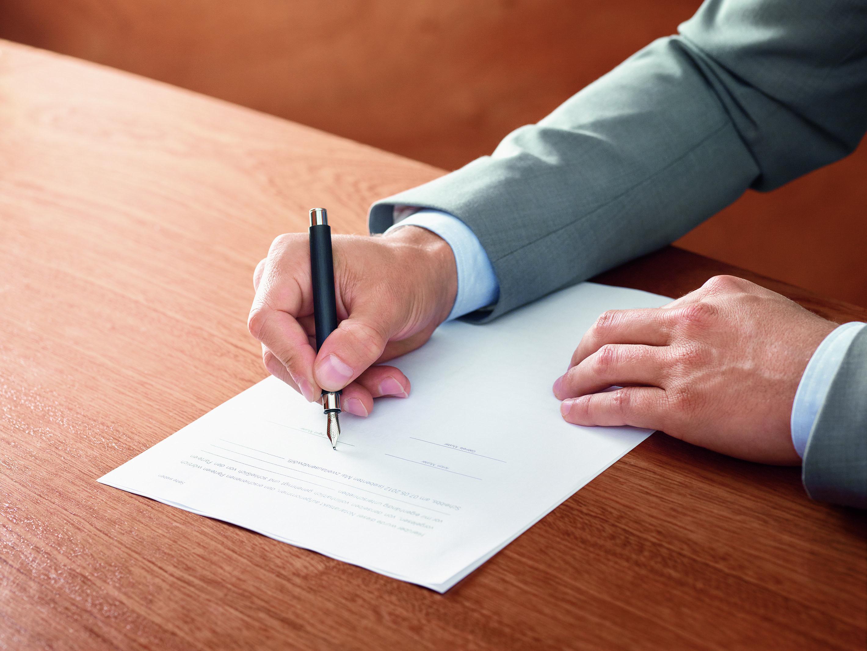 COVID-19: Notarielle Rechtsdienstleistungen sind weiterhin möglich.