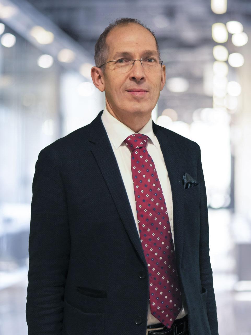 Salzburger Notariatskammer: Notar Dr. Alexander Hüttinger