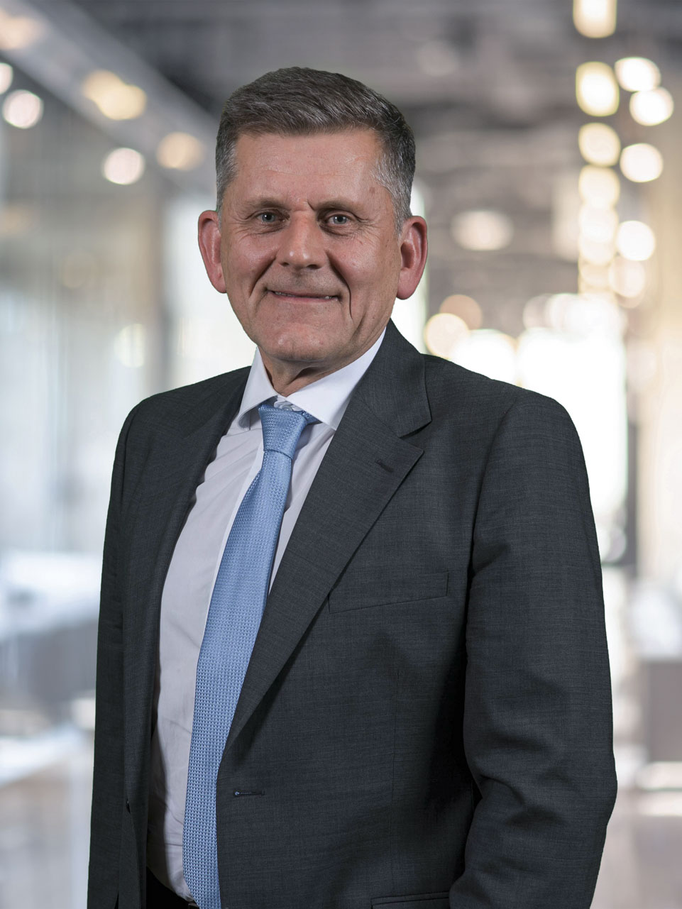 Salzburger Notariatskammer: Notar und Mediator Dr. Johann Bründl