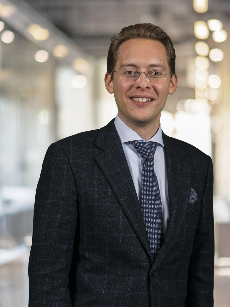 Salzburger Notariatskammer: Mag. Andreas Nicolai
