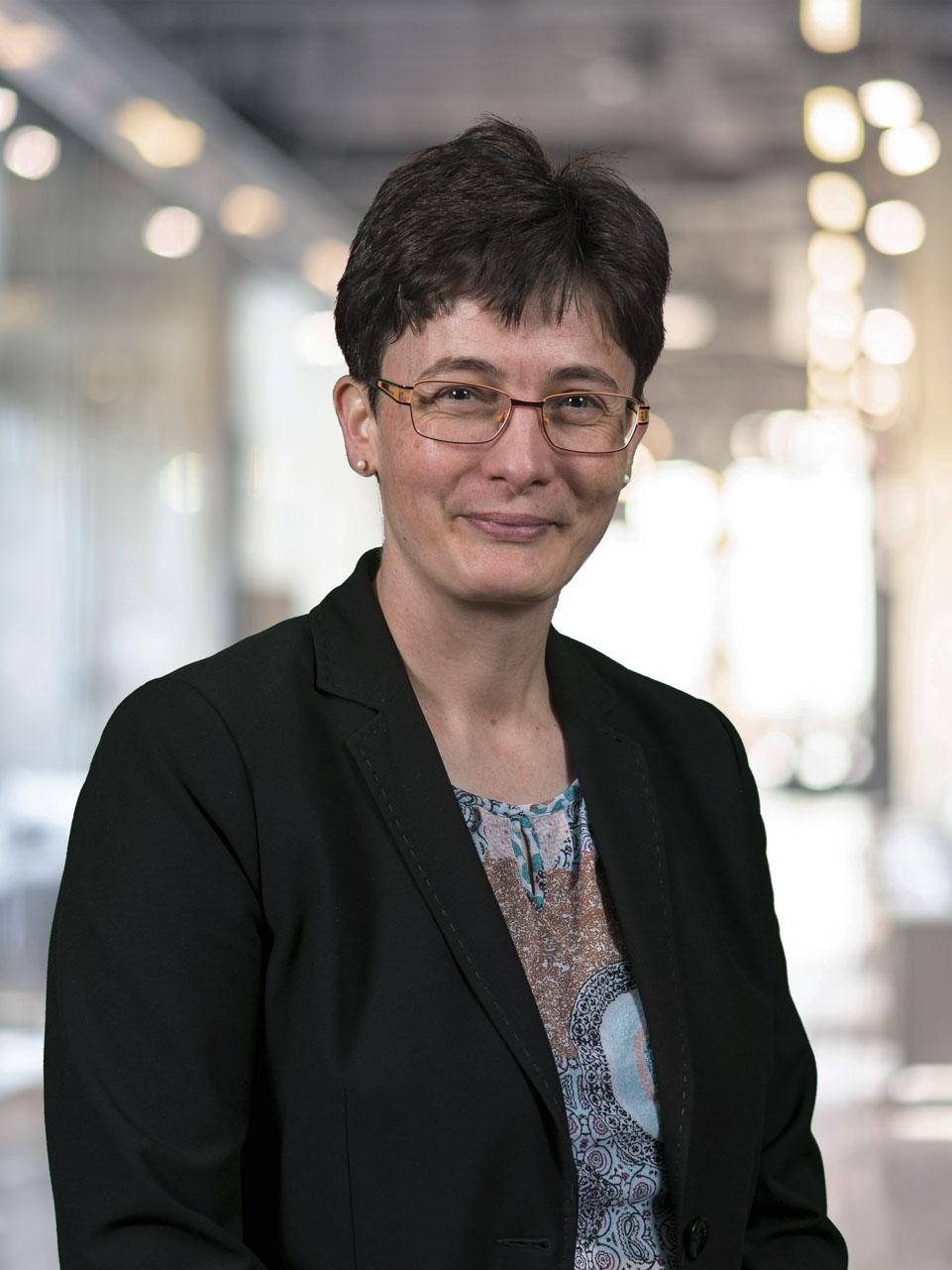 Salzburger Notariatskammer: Mag. Ingrid Penninger