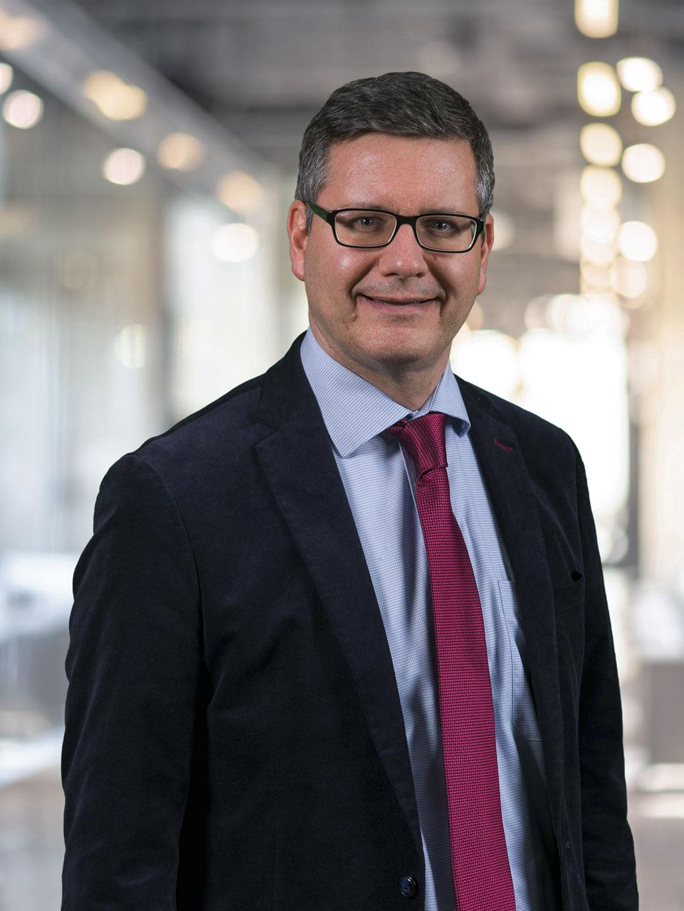 Salzburger Notariatskammer: Notar und Mediator Dr. Stefan Grünberger